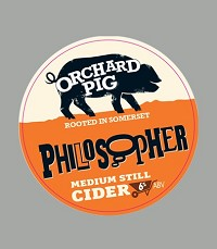 Orchard Pig - Philosopher