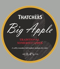 Thatchers - Big Apple
