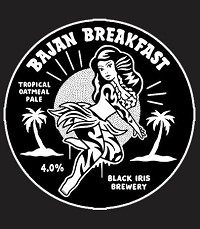 Black Iris - Bajan Breakfast