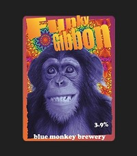 Blue Monkey - Funky Gibbon