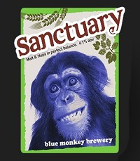 Blue Monkey - Sanctuary