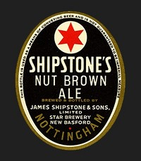 Shipstones - Nut Brown
