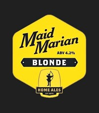 Home Ales - Maid Marian