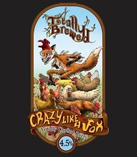 Totally Brewed - Crazy Like A Fox